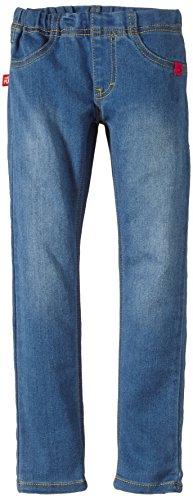 LEGO Wear Mädchen Jeans Girl INVENT 501, Einfarbig, Gr. 152, Blau (LIGHT DENIM BLUE 36)
