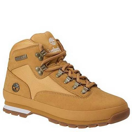 Boots For Mens Online (Timberland Men's Euro Boot,Wheat/White,11.5 M US)