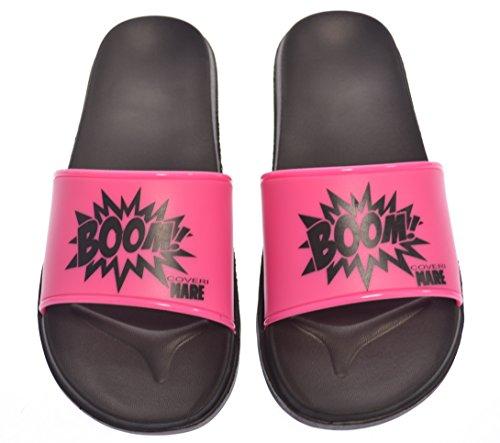 Pantofola Da Mare Enrico Ciabatta Coveri Rosa Donna qSXRxPpw