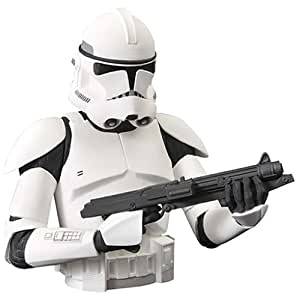 Diamond Select BUSDST033 - Figura de acción Star Wars (BUSDST033) - Hucha Clone Trooper (15cm)