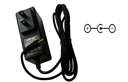 UpBright 9V AC Adapter For Casio AD-5 AD-5U AD-5UL AD-5R AD-5MR AD-5ML AD-5GL AD-5MU LK CTK WK CT MT LK-30 LK-40 LK-43 LK-44 LK-50 LK-55 LK-73 LK-210 CTK-615 Casiotone CT-360 CT-615 MT-35 MT-36 MT-260 by UPBRIGHT
