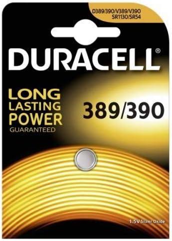 Duracell Uhrenbatterie Sr54 1er Pack Elektronik