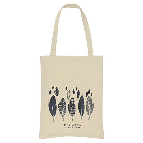Canvas Regatta Great Outdoors Regatta Outdoors Navy Canvas Bag Great Tote Beige YIqfYr