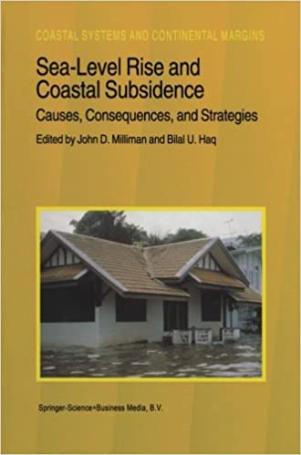 Kostenloser Download von Bestseller-Büchern Sea-Level Rise and Coastal Subsidence: Causes, Consequences, and Strategies (Coastal Systems and Continental Margins) in German PDF PDB
