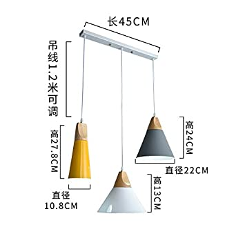 combination modern pendant light fixtures. Luckyfree Pendant Light Bedroom Bar Cafe Kitchen Restaurant Hallway Fixtures Ceiling Lamp Chandelier Modern Simple Combination A