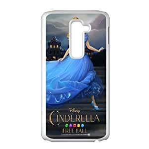 Cinderella LG G2 Cell Phone Case White LMS3838159