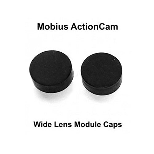 BephaMart Lens Caps For Mobius Action Sport Camera Wide Angle Lens Module