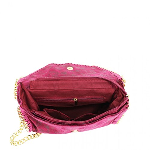 Khaki G For Faux Body Bags Party CW932 Bags Trim Chain LeahWard Handbags Women's Women Leather Cross xZ6SFF