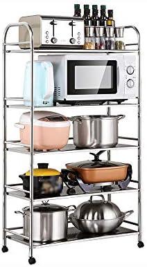 QFFL Estantes de cocina, Estante para Estación de Trabajo de ...