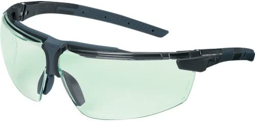 UVEX社 UVEX 二眼型保護メガネ アイスリー AR 反射防止コーティング 9190840