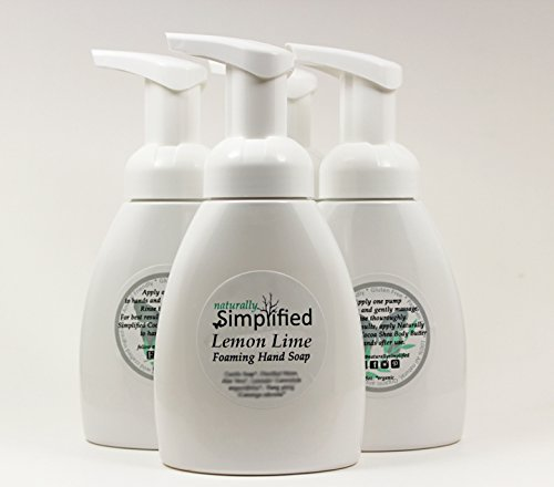 Lemon Lime Foaming Hand Soap - Summertime Citrus Collection -