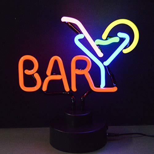 Neonetics BAR Martini NEON Sculpture