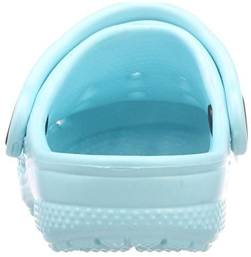 Baya Azul Niños 4o9 Crocs Blue ice Zuecos Clog Kids Unisex Para dA0gSqw0