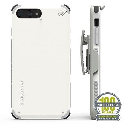 best website dbe79 0f4cb Puregear Dualtek Rugged Hip Case for iPhone 7 Plus iPhone 8 Plus ...