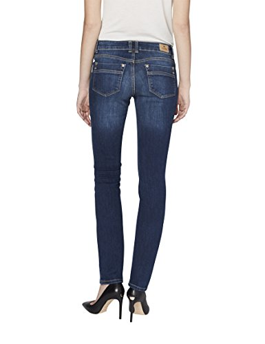 Femme 6152 Jeans Colorado Used Blue Blau Denim Mid Bleu qE8Pw8vxz