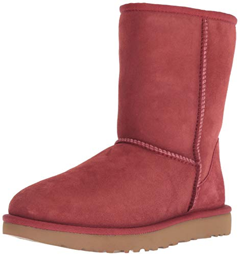 UGG Women's W Classic Short II Fashion Boot, Redwood, 7 M US ()