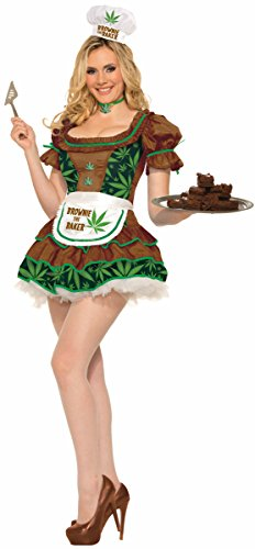 Brownie The Baker Cannabis Costume