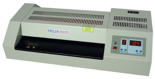 Akiles Pro-Lam Photo 13'' 6 Roller Pouch Laminator from ABC Office by Prolam
