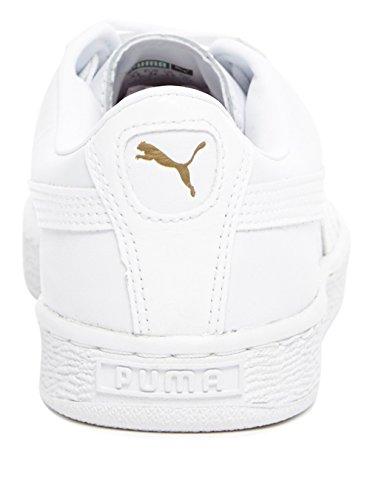 Puma Animal Croc 362283 - Zapatillas de deporte Unisex adulto Blanco - blanco (White)