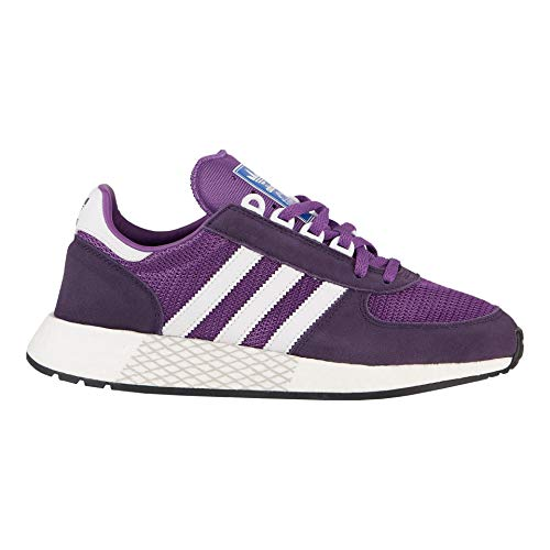 adidas Originals Women's Marathon X 5923 Shoes (6.5, Purple/White)