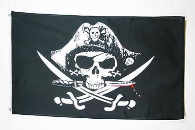 drapeau tête de mort 2