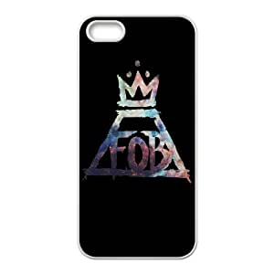 FOB Phone Case And One Free Tempered-Glass Screen Protector For iPhone 5,5S T58131