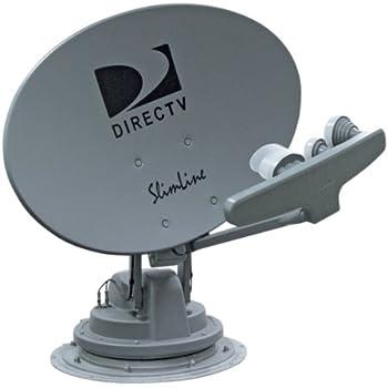 This item Winegard SK-3005 TRAV'LER Gray DIRECTV Slimline KA/KU Multi-Satellite TV Antenna