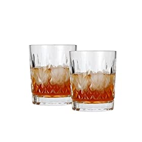 Double Old Fashioned Glasses Whiskey Glasses By Lily's Home
