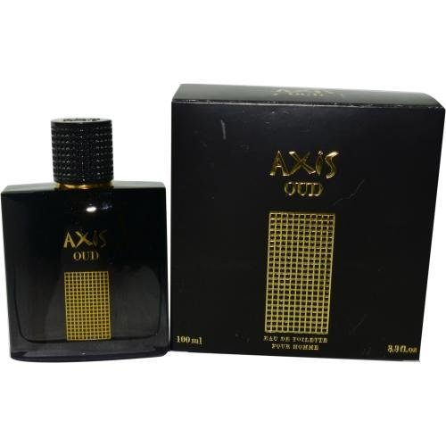Axis Caviar Oud By Sos Creations For Men Edt Spray 3.3 Oz by Axis