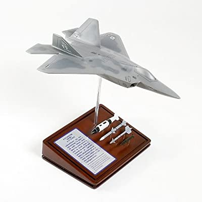Mastercraft Collection F-22A RAPTOR Model Aircraft Scale:1/57