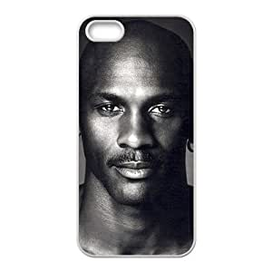 michael jordan black and white Phone Case for Iphone 5s