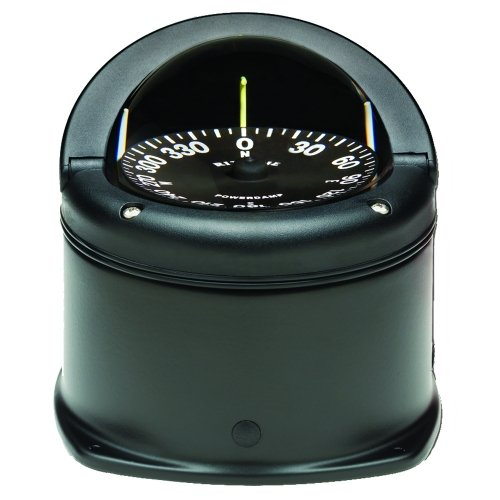 Brand New Ritchie HD-744 Helmsman Compass - Black ''Item Category: Marine Instruments'' (Sold Per Each) by Ritchie