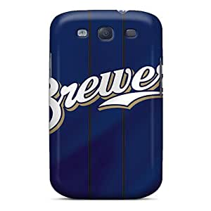 Premium [tXeRF1849zahNT]milwaukee Brewers Case For Galaxy S3- Eco-friendly Packaging