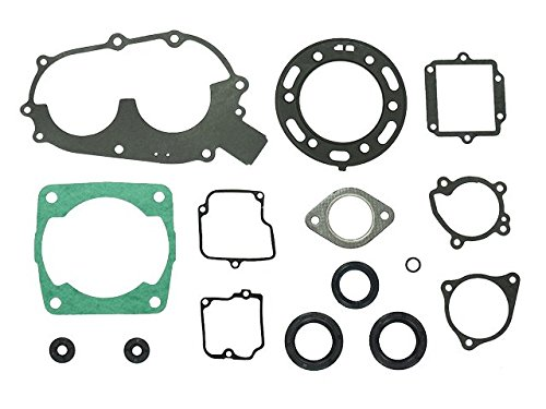 Complete Full Engine Gasket Set w/ Oil Seals 400L 2x4 94-95 Kit - Outlaw Racing OR3655
