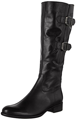 Gabor Shoes Gabor Fashion, Bottes Femme Noir (27 Schwarz)