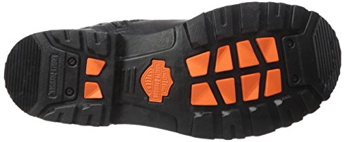 Harley-Davidson Mens Riddick Boot, Black