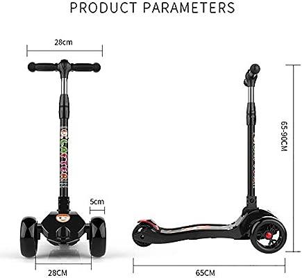 Patinetes clásicos Kick Scooter Plegable para rodamientos de ...