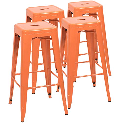 Devoko Metal Bar Stool 30