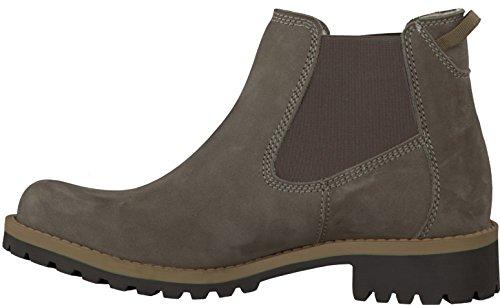 Tamaris Sko 1-1-25821-37 Kvinders Støvler, Chelsea Støvle, Støvler, Sommer Sko Til Modebevidste Kvinde, Cigar
