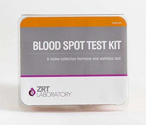 La testostérone équilibre hormonal Test de niveau - tache de sang