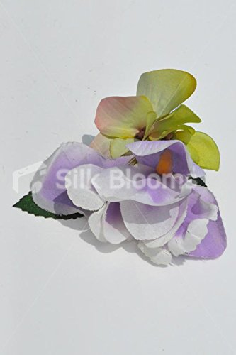 Beautiful-Silk-Artificial-Purple-Iris-and-Hydrangea-Wedding-Buttonhole