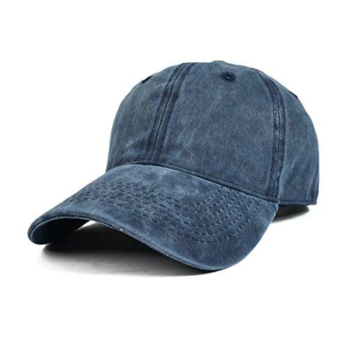 hombre Deep de Blue Gorra para béisbol VOBOOM OSzFIPvF