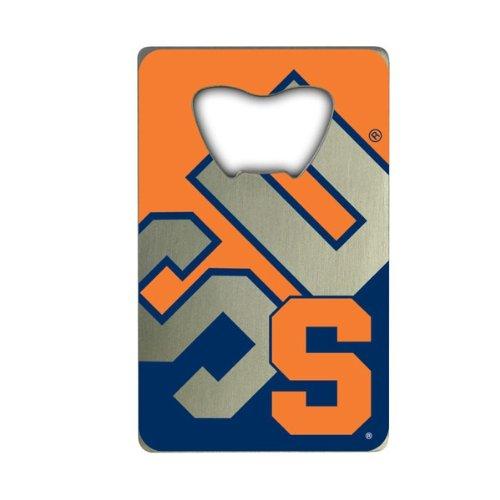 NCAA Syracuse Orange Credit Card Style Bottle Opener