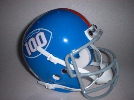 Schutt Mississippi (Ole Miss) Rebels (1969) Mini Throwback Football Helmet from