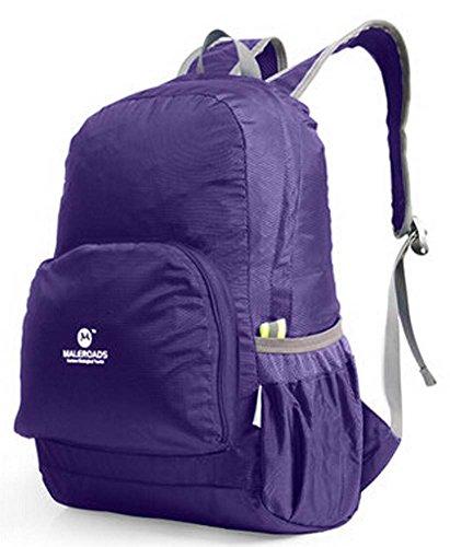 Violett Outdoor Rucksäcke Camping Rucksäcke Lauf Taschen Klettern Rucksäcke 20L