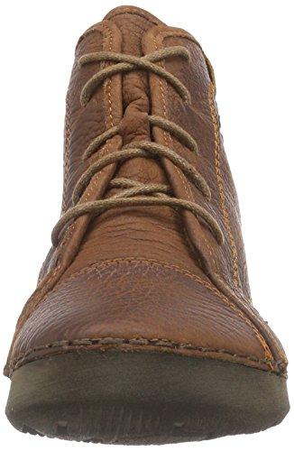 Josef Seibel Florence, Zapatillas Altas para Mujer marrón - Braun (829 castagne/amber)