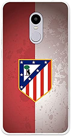 BeCool Funda Gel Flexible Atlético de Madrid para Xiaomi Redmi Note 4X: Amazon.es: Electrónica