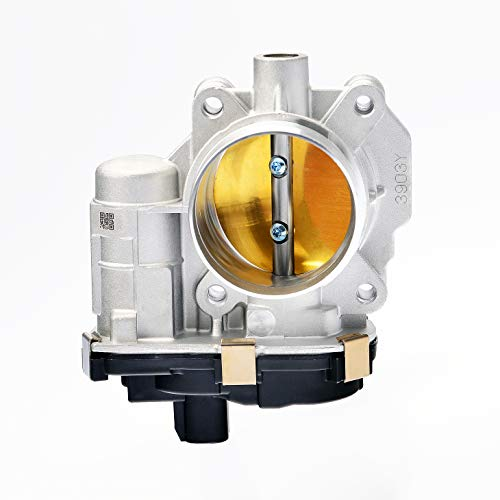 Pontiac Body Kit - Tecoom 12631186 Premium Throttle Body for Buick Chevrolet GMC Pontiac Saturn 2.4L Cars.