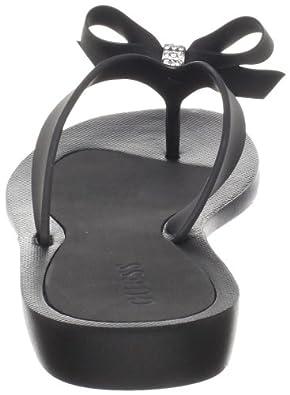 791fb2c4a4ba Amazon.com  GUESS Women s Tutu Flip-Flop  Guess Shoes  Shoes