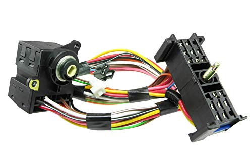 WVE by NTK 1S6475 Ignition Switch (K2500 Starter Switch Ignition)